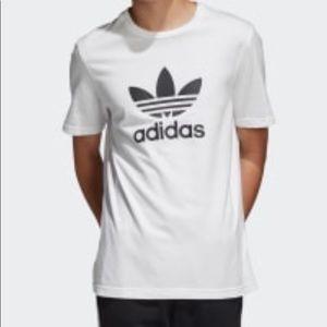 NWOT Adidas Trefoil Tee